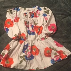 Girls Old Navy corduroy dress